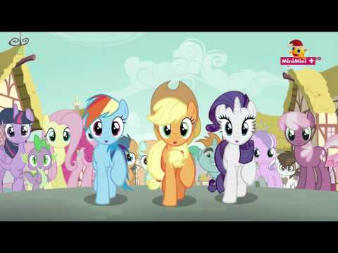 PolskiPolish We'll Make Our Mark  My Little Pony  Przyjaźń to magia