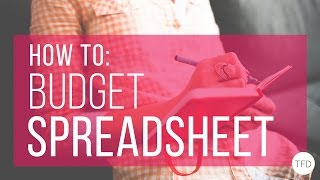 Excel | Finans Diyet Bir Bütçe Nasıl