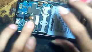TUTORIAL GANTI TOUCHSCREEN ADVAN S4