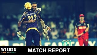 IPL 2016: Fantastic hitting from Yusuf and Russell takes Kolkata to victory   Wisden India