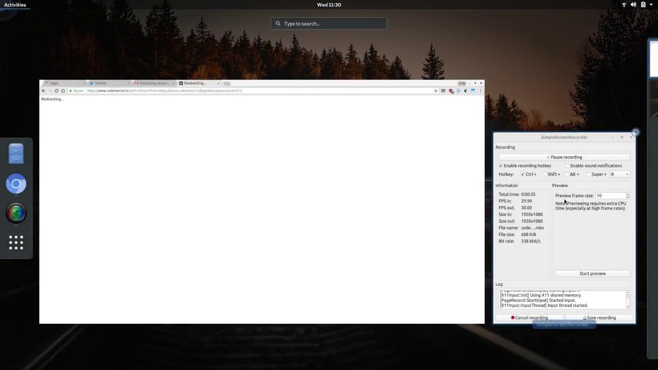 Responsible Disclosure - Codementor - Weblog of JD