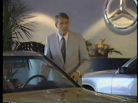 1980s Mercedes Benz Dealer Salesman Training VHS