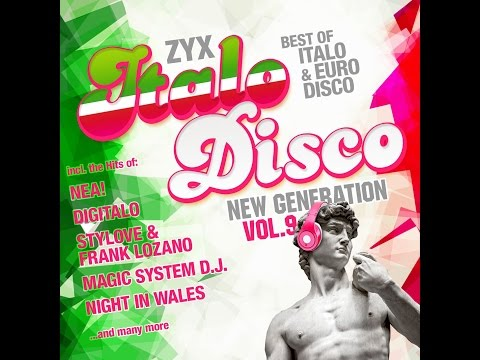 ZYX Italo Disco New Generation Volume 9 MiniMix