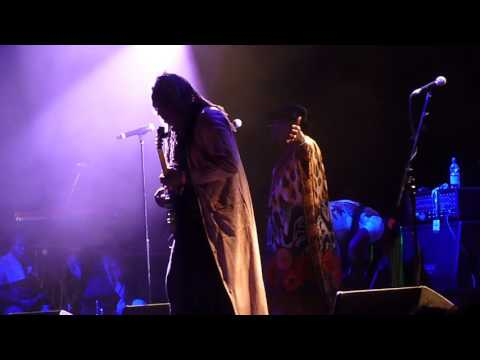 """Maggot Brain"" (DeWayne McKnight Guitar Solo) at WOMAD 2016"