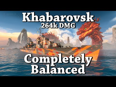 Khabarovsk Is Completely Balanced