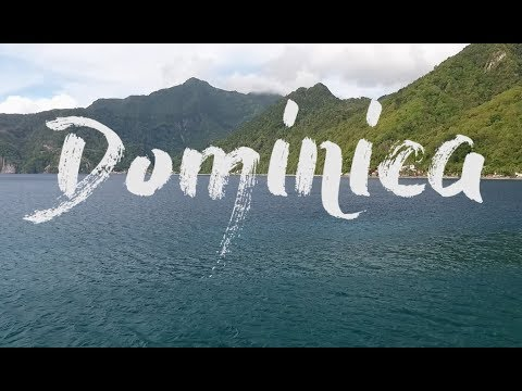 My Trip to Dominica (West Indies of Caribbean) (Sam Kolder Inspired)