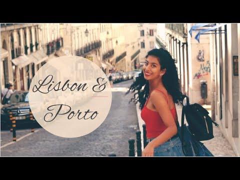 Travel Vlog: Portugal