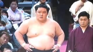 平成28年大相撲九州場所 11月20日 満員御礼 Sumo -Kyushu Basho.