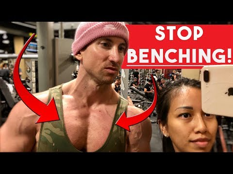 Why I Don't Bench Press Anymore (UGLY CHEST SYNDROME)