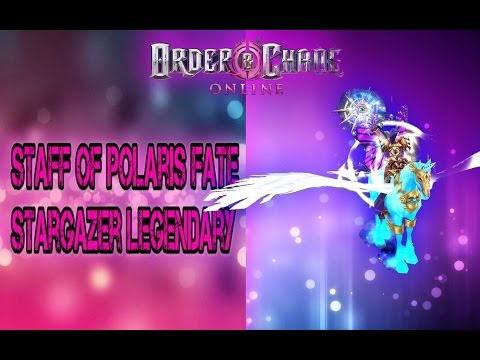 Order And Chaos Online - Stargazer Legendary Weapon!