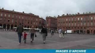 Film catastrophe à Toulouse: