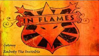In Flames - Embody The Invisible 01 (HQ + LYRICS)
