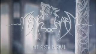 MANEGARM - Ett sista farväl (Official Lyric Video) | Napalm Records