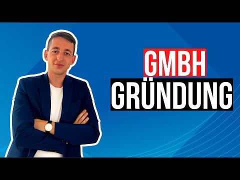 GmbH Gründung - Rechtsform einfach erklärt I Interview  mit Dr. Georgi