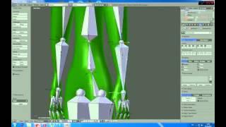 Blender урок по анимации персонажа /Rigging