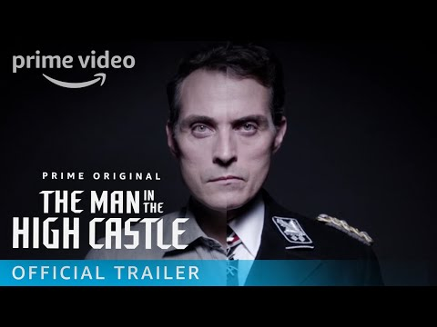 The Man in the High Castle Season 2 - Official Trailer | Prime Video