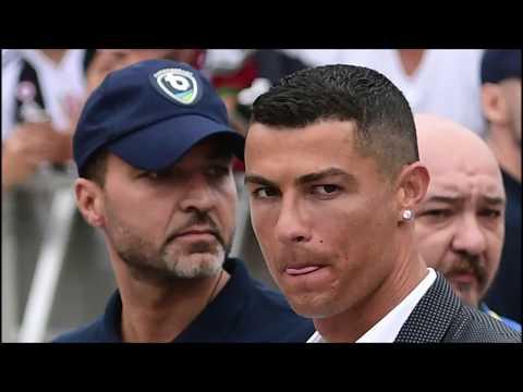 Manchester City Vs Swansea Ronaldo 7