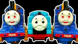 Thomas Tank Dark Side Knock Off Toys Ep 10 Mini Thomas Twins Vs Angry Birds