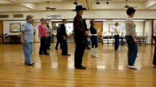 Reggae Cowboy Line Dance Walkthrough