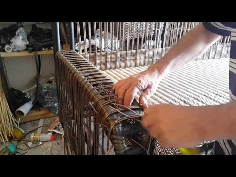Muebles en Rattan-Muebles Divini -Bogota