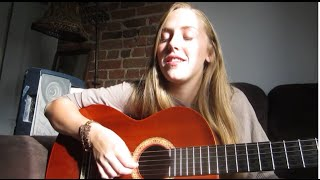 Sunny- Lea Keeley (acoustic cover-Bobby Hebb)