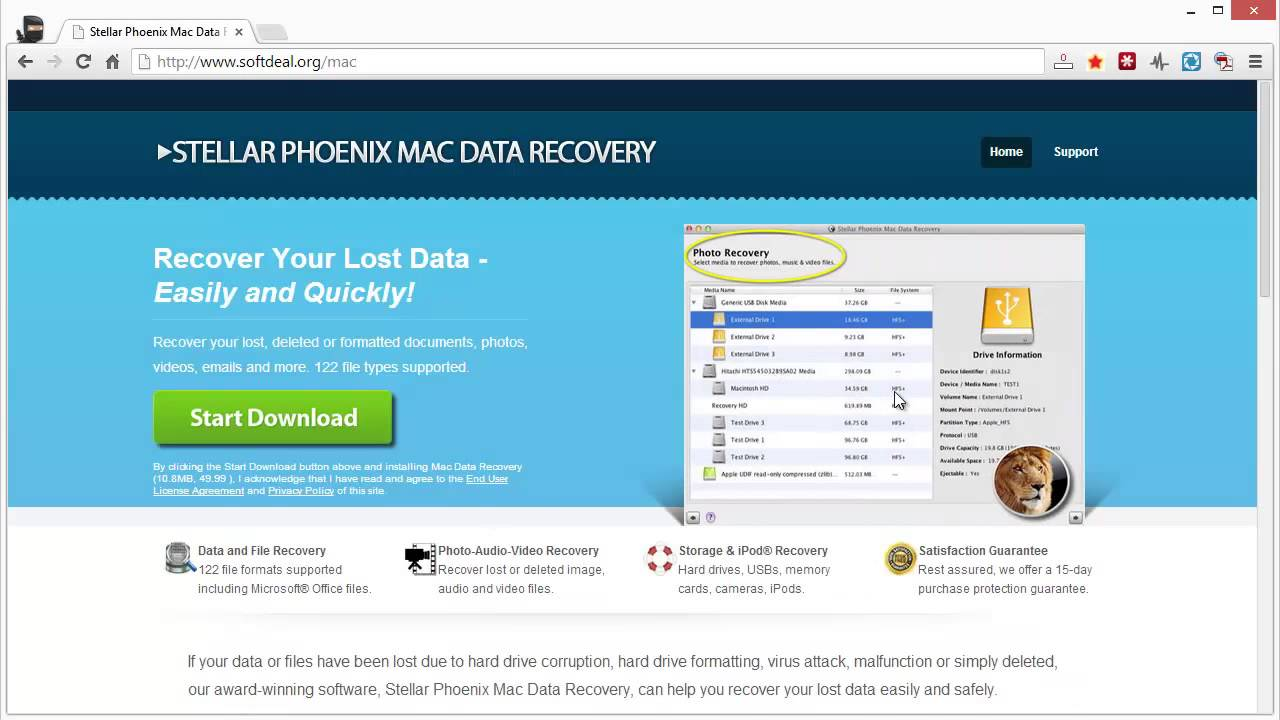 how to buy Stellar Phoenix Mac Data Recovery once?