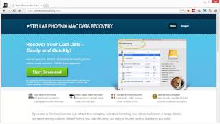 Stellar Phoenix Mac Data Recovery Review - Don't Buy It Yet