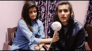CASUAL INTERVIEW WITH NAMAN CHHABRA!