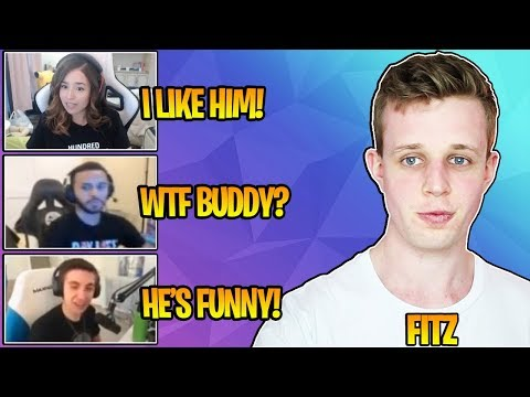 40 Minutes of Streamers Reacting To Fitz!