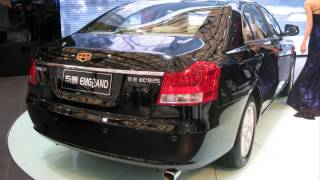 geely emgrand tuning