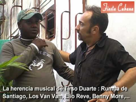 Interview Tirso Duarte por Fiestacubana.net Part 1