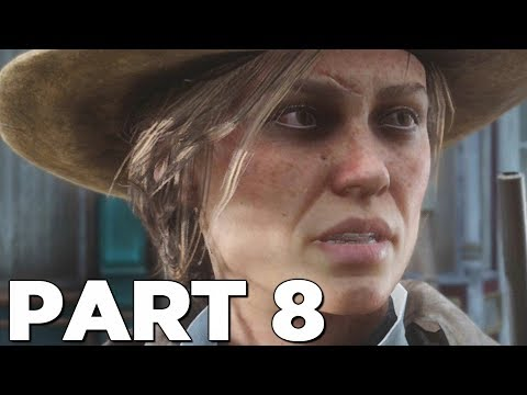 RED DEAD REDEMPTION 2 EPILOGUE Walkthrough Gameplay Part 8 - PAINTED SKY (RDR2)