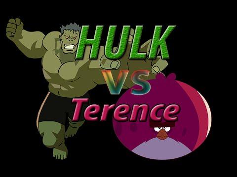 HULK VS TERENCE