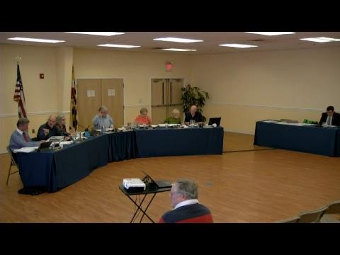 Regular Board Meeting: Feb 25, 2018