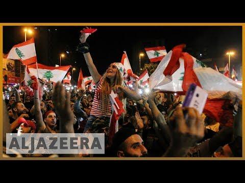 Al Jazeera English: 'The people are one': Lebanese unite against political elite