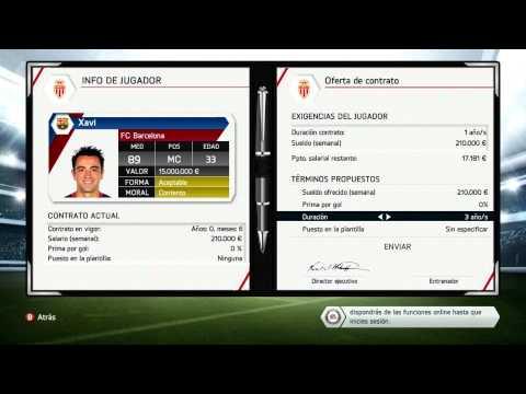 Fichar Jugadores Gratis - FIFA 14-19 - Modo Carrera
