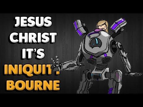 Titanfall 2 - JESUS CHRIST IT'S INIQUITY BOURNE! | Northstar Titan Brawl