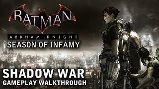 Batman - Arkham Knight - Season of Infamy: Shadow War (PS4)