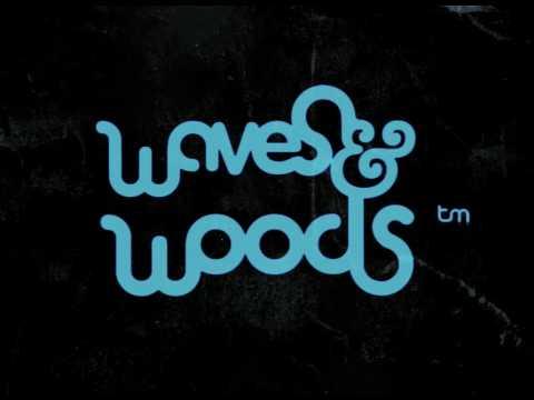 waves & woods Logo Animation 09