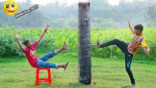 Indian New funny Video😄-😅Hindi Comedy Videos 2019-Episode-59--Indian Fun || ME Tv
