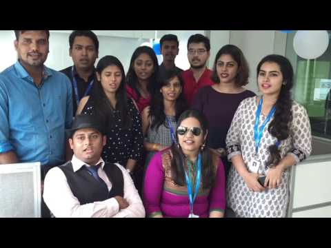Sonu Funny Song #Gujarati#Collabera IB-IT Team