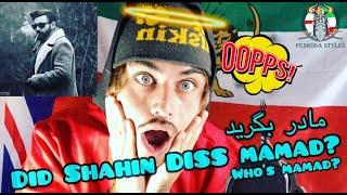 SHAHIN NAJAFI - MAMAD NOBARI ( BRITISH FIRST REACTION TO PERSIAN PUNK ROCK)