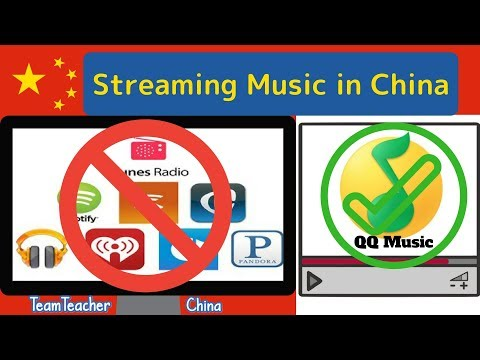 Music Streaming Services China Mp3