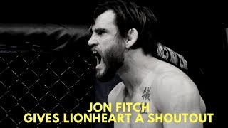 Jon Fitch is an American mixed martial artist with Bellator, formerly with the UFC