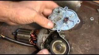 Ремонт стеклоочистителя. Полное вскрытие и одно касание паяльником, разрешает ситуацию.