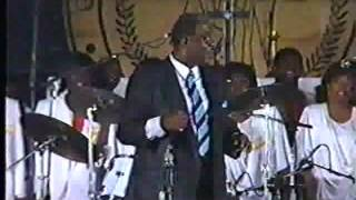Peace Be Still - REV JAMES CLEVELAND