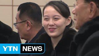 '김씨 일가' 첫 방남 김여정, 막후 권력 실세 / YTN