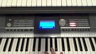 How to Play Jar of Hearts By Christina Perri on Piano