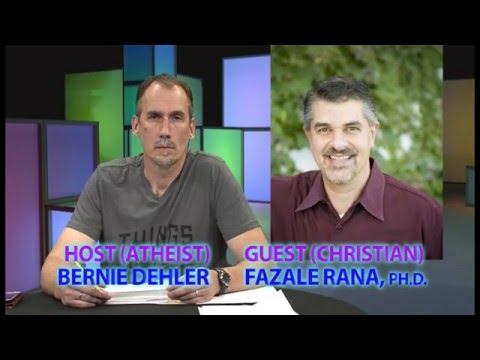An Atheist And Christian Discuss Noah's Ship (Dehler/Rana)