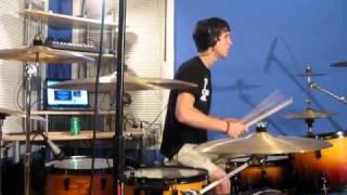 Matt Ke Ha Tik Tok Drum Cover